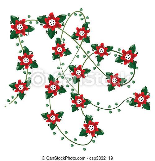 floral design - csp3332119