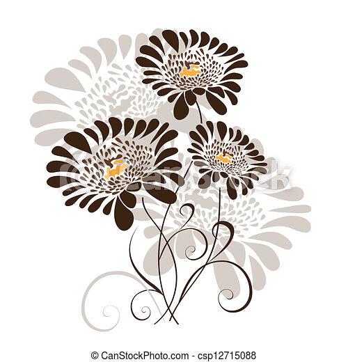 floral design - csp12715088
