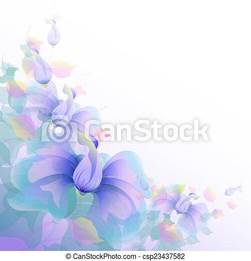 floral design - csp23437582