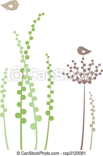 floral design - csp3120081