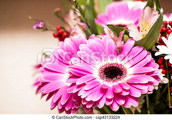 Floral Gerberas Arreglo