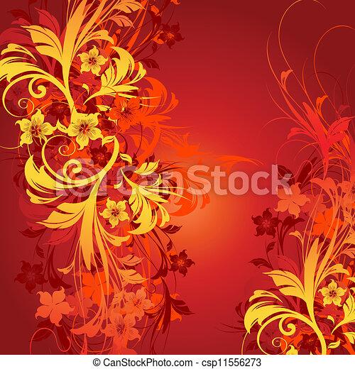 floral - csp11556273