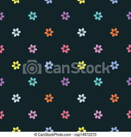 floral model - csp14972370