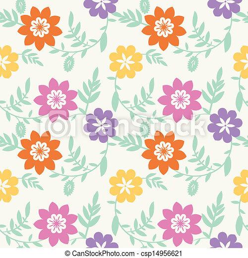 floral model - csp14956621