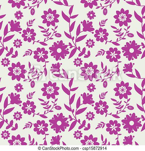 floral model - csp15872914
