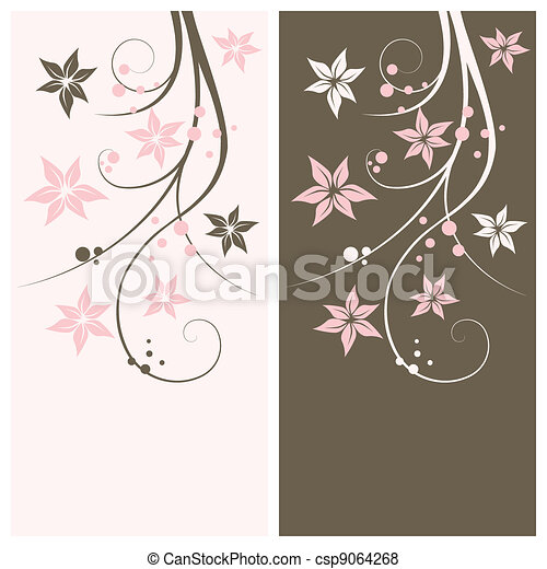 Antecedentes florales - csp9064268