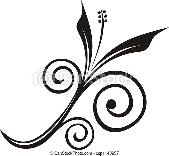 floral swirl floral ornament stock illustrations search eps rh canstockphoto com spiral graphics apex nc spiral graphics apex nc