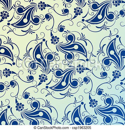 floral tervezés - csp1963205
