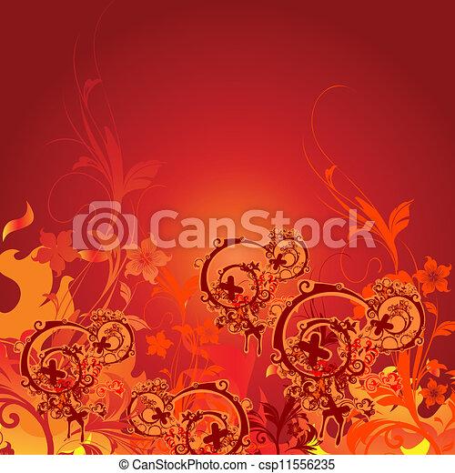 floral - csp11556235