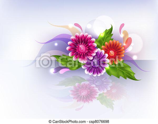 floreale, maglia - csp8076698