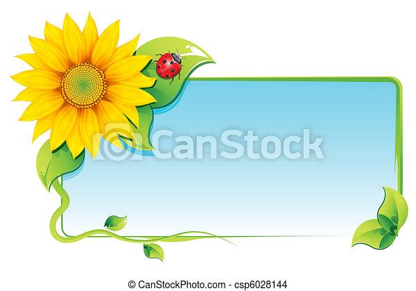 floreale, scheda - csp6028144