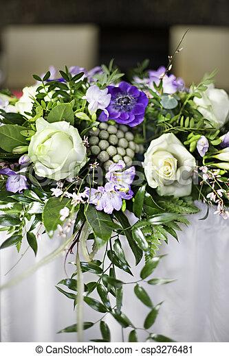 flores, casório - csp3276481