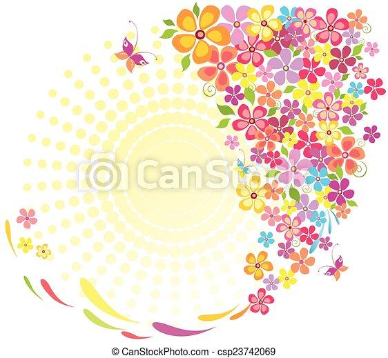 Flores - csp23742069