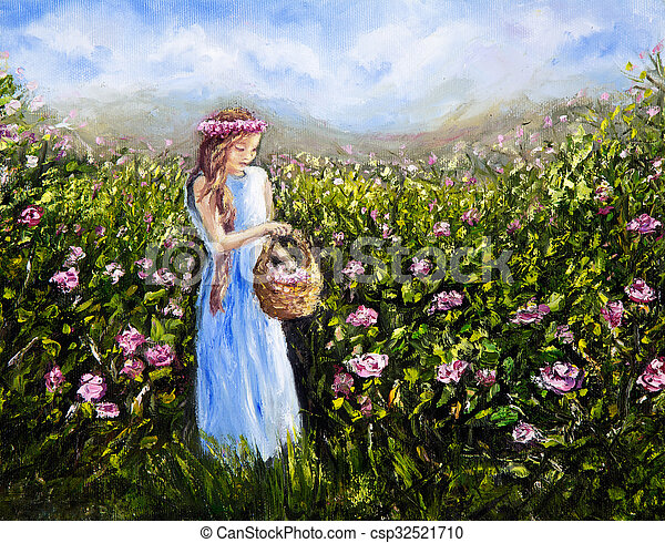 flores colheita - csp32521710