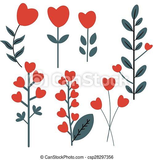 Flores listas - csp28297356