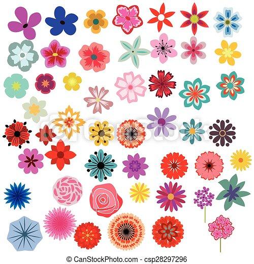 Flores listas - csp28297296