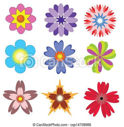 Flores listas - csp14708988