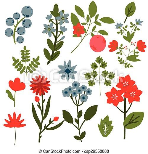 Flores listas - csp29558888