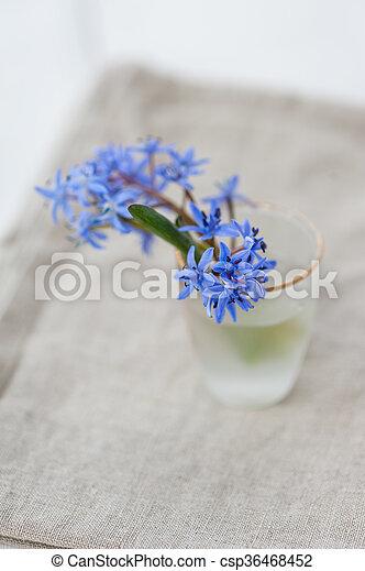 Flores de primavera - csp36468452