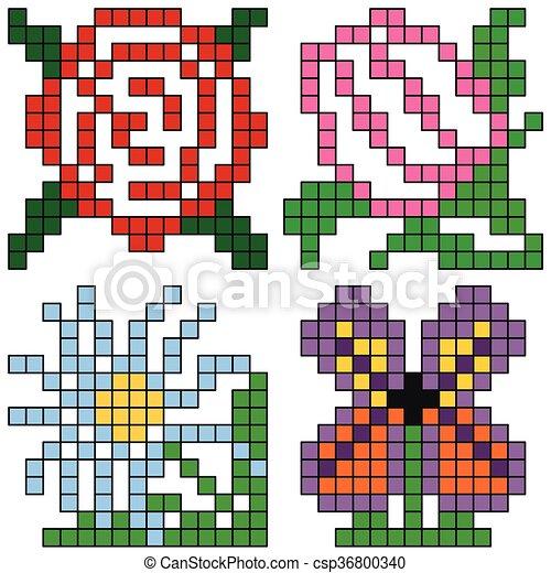 flores - csp36800340