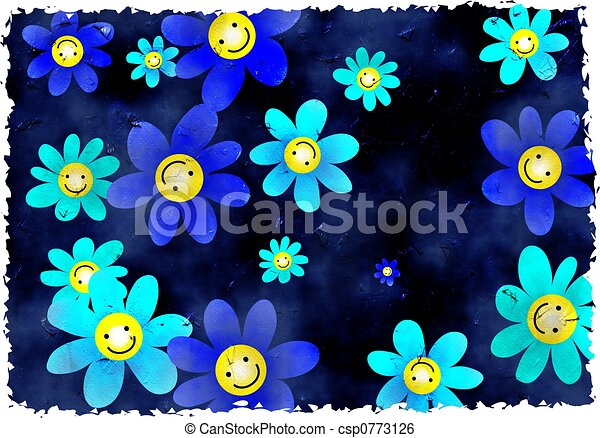 Flores sucias - csp0773126