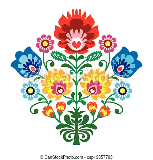 Flores Povo Bordado Decorativo Estilo Jogo Catouts