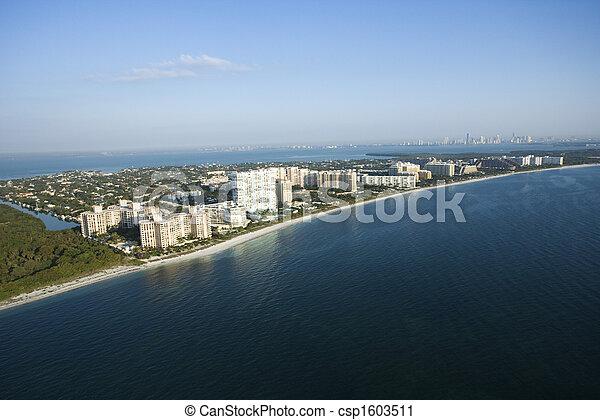 Florida beach. - csp1603511