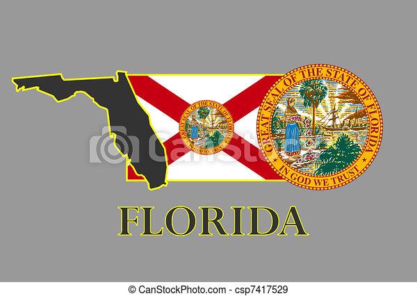 Florida - csp7417529