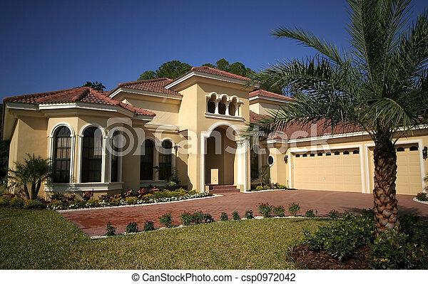 Florida house - csp0972042