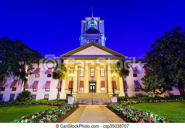 Florida State Capitol - csp35038707