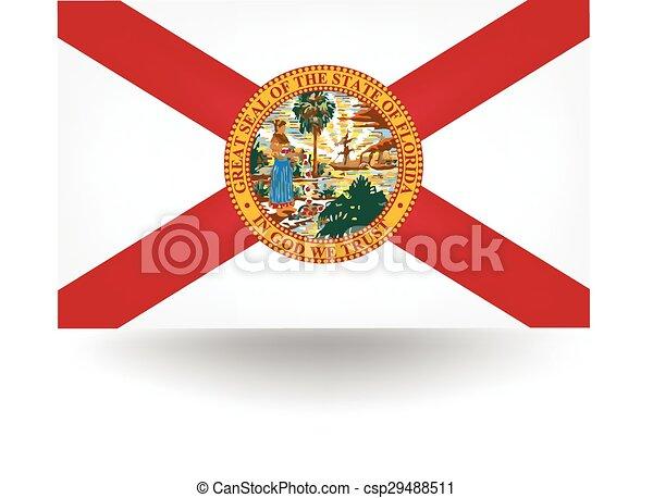 Florida State Flag - csp29488511