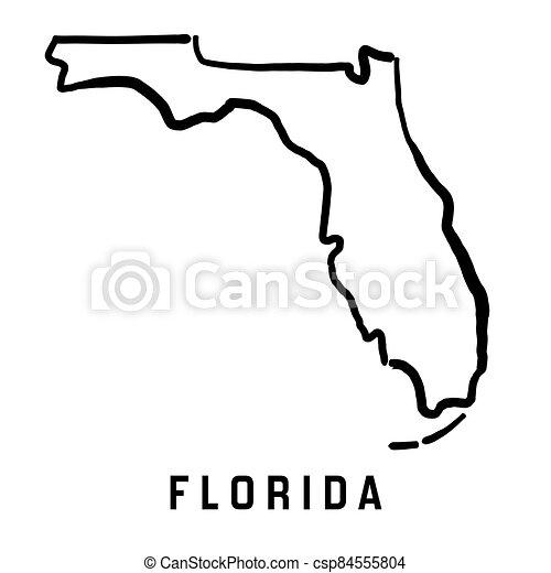 Florida state - csp84555804