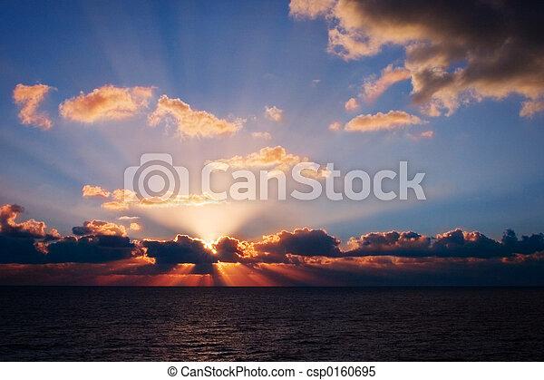 Florida Sunrise - csp0160695