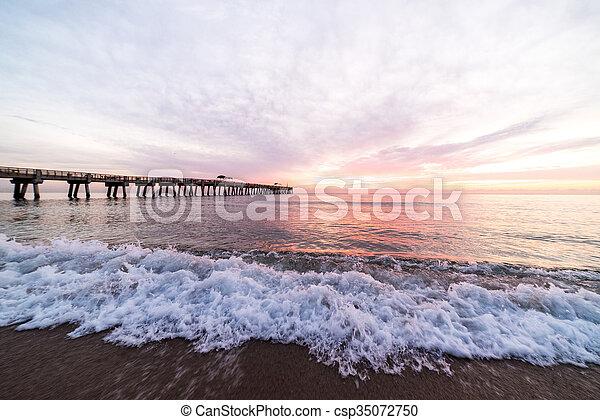 Florida Sunrise  - csp35072750