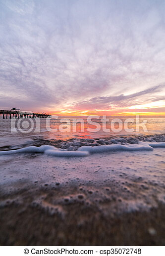 Florida Sunrise  - csp35072748