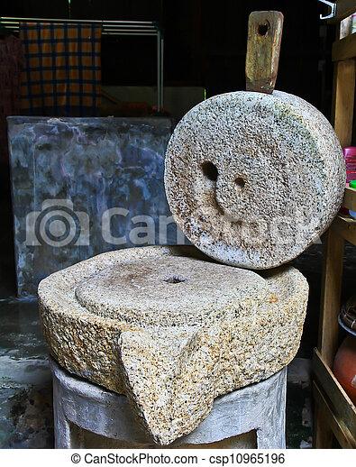 Flour milling - csp10965196