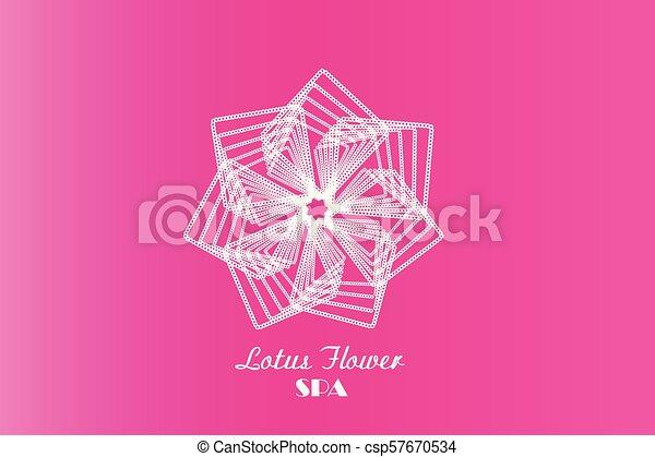 Flower abstract lotus mandala logo flower abstract lotus mandala flower abstract lotus mandala logo csp57670534 mightylinksfo
