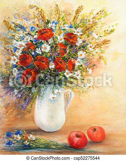 254 & Flower bouquet