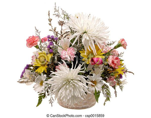 Flower Bouquet - csp0015859