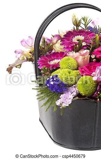 flower bouquet - csp4450679