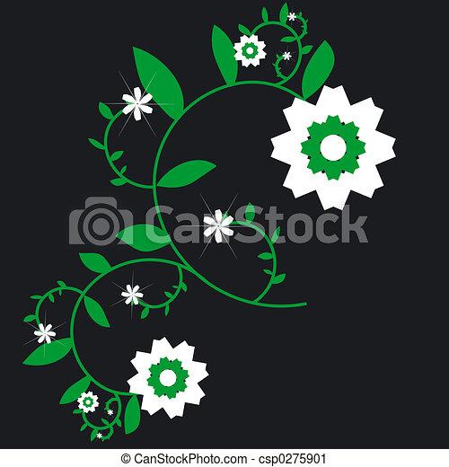 flower design - csp0275901