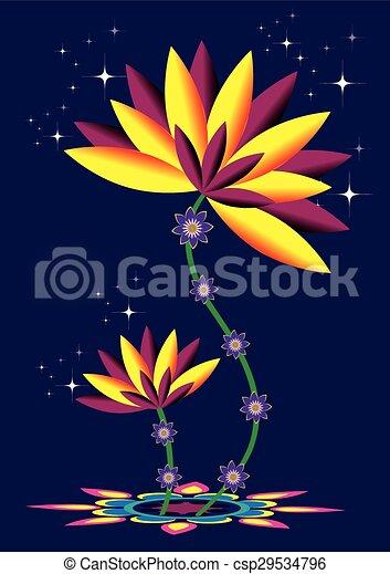 Flower - csp29534796