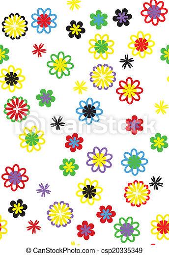 flower. - csp20335349