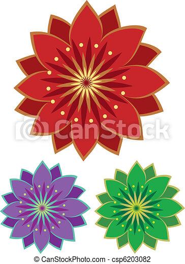 Flower - csp6203082