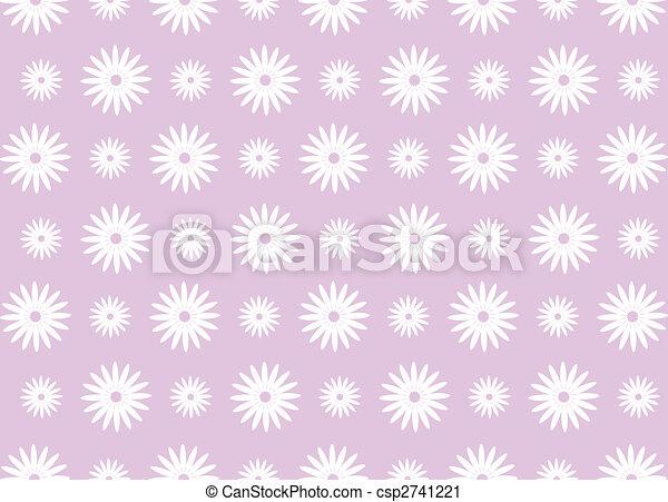 flower pattern - csp2741221