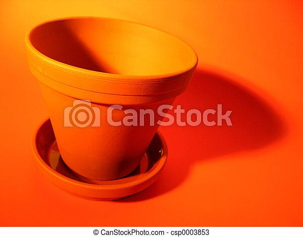 Flower Pot 3 - csp0003853