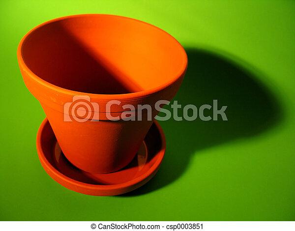 Flower Pot - csp0003851