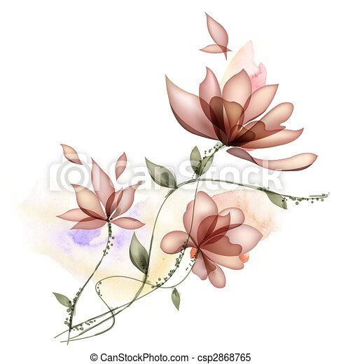 flower - csp2868765