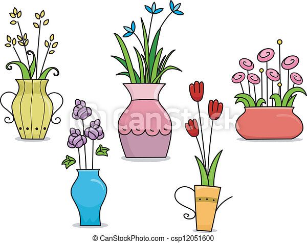 Flower Vases - csp12051600