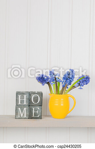 Flowers at home - csp24430205
